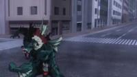一拳超人:水龙后悔没有阻止老师,琦玉一拳秒杀怪人豪杰,太强了