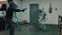 波士顿机器人反击人类真相《终结者的复仇》