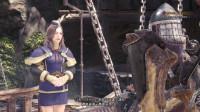 【下位-凶豺龙】怪物猎人世界娱乐实况解说第2期