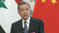王毅同叙利亚副总理兼外长举行会谈 晚间新闻 20190618 高清版