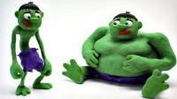绿巨人家族第2集