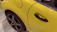 2019款奔驰SLC300惊艳亮相车展,外观与内饰全方位展示