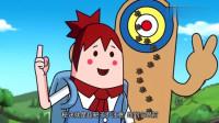 搞笑吃鸡动画:萌妹为摆脱描边魔咒!发明贴脸打法却坑苦了兄弟们!