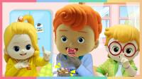 凯利之家第二季之好东西要和朋友一起分享   凯利和玩具朋友们 CarrieAndToys
