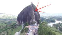 """世上最奇特的石头,重量足有10万吨,身上还有一条""""拉链""""?"""