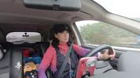 女司机改造床车添加的新装备,非常满意,她来说说使用感受!
