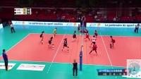 2019女排瑞士赛中国女排1:3日本女排全场精编