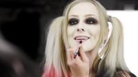 国外美女化妆神操作,秒变哈莉奎茵就是这么简单!
