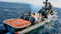俄罗斯全新战舰入海,安装我国发动机,趴窝问题已被解决