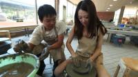 见证巧夺天工的艺术品 女神级主持人探访富平陶艺村