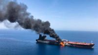 究竟是谁炸了油轮?日本的回应,被认为最接近真相