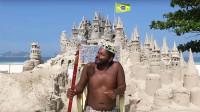 """最没有""""脸面""""的国王,用泥沙来修建城堡,一住就是23年!"""
