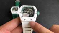 Amo的手表盒子-KV 理查德米勒 RM055