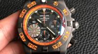 Amo的手表盒子-GF 百年灵 黑鹰计时腕表