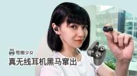 真无线耳机双耳通话、长续航 Dashbon Sonabuds 2 Pro