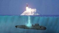 巨浪3腾空而起,096核潜艇若隐若现,中国核步伐越发稳健!