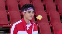 奔跑吧3:王嘉尔教黄旭熙姿势,baby却在期待他的丑照