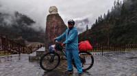 骑游地球之骑行珠峰大本营:第二十八集天路十八弯,冰火两重天