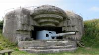 越军120米碉堡藏巨炮,士兵挖开天窗灌油料,20分钟后一片寂静