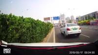 行车记录仪:前车突然刹停,我这种情况前车有责任吗?