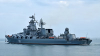 已释放战争信号,俄海军旗舰3年来首次离开港口,谁敢阻挡就打谁