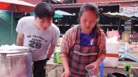 别不相信,老挝人也开始喝豆浆了,而且算是高端饮料