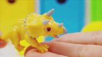 儿童益智早教 恐龙家族有新朋友了 快来认识一下吧