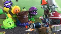 僵尸军团又来偷吃太阳花 植物大战僵尸对抗赛开始啦!
