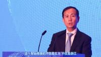 阿里巴巴CEO张勇:要让中小企业更便捷更高效地走向全世界!