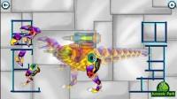 恐龙机器人大战之学习组装恐龙机器人军团