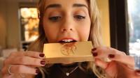 """世界上最奢侈的美食,用23K黄金制作,满嘴都是""""铜臭味""""!"""