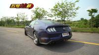 【五号60秒】这台Mustang GT开起来感觉像老款的C63双门轿跑?
