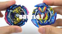 5款日本TAKARA TOMY多美魔幻陀螺飓风战魂玩具套装开箱战斗