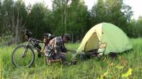 冒险露营骑行第2天