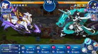 【802】洛克王国 圣域白狐PK测试  辅助回血 高防坦克 游戏殿堂