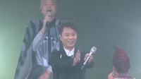 李克勤和草蜢合唱《红日》,经典好听的粤语歌