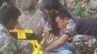 中国孕妇在泰国坠崖孕妇:双方是闪婚 丈夫欠债200多万曾因抢劫坐牢8年
