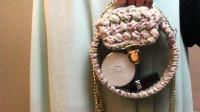 雅馨绣坊DIY手工编织视频布条线泫雅包包材料包