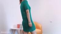 第300集那一款绿裙子钩织教程小辛娜娜钩针教程编织长款裙子教程方法