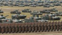 中国战争潜力有多可怕?光1000万退伍军人,召回来就势不可挡