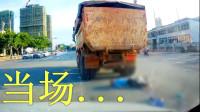 当场失去双腿,没有武功请不要装大侠,中国交通事故合集2019
