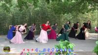 紫竹院广场舞《天韵摇篮曲》,旋律优美的舞蹈