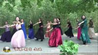 紫竹院广场舞《翻身农奴把歌唱》,藏族舞练习