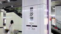 [2019.5]长沙地铁4号线 阜埠河-碧沙湖 运行与报站