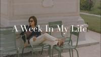 米兰巴黎工作&生活的一周丨巴黎最美的夏天丨A Week in My Life丨Savislook
