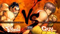 终极街霸4:河北一老僧(相扑) VS Hotman(Guy)