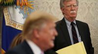 """美""""推迟""""打击伊朗, 国家安全顾问:并非软弱"""