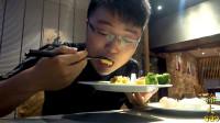 五星级酒店自助餐,大sao第一次吃,中餐配西餐吃到撑,真过瘾