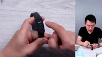 科技美学那岩小米手环4体验对比智能手表