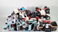 21辆韩国变形金刚Tobot托宝兄弟机器人机甲玩具开箱展示